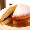 ヴィクトリアスポンジケーキの画像