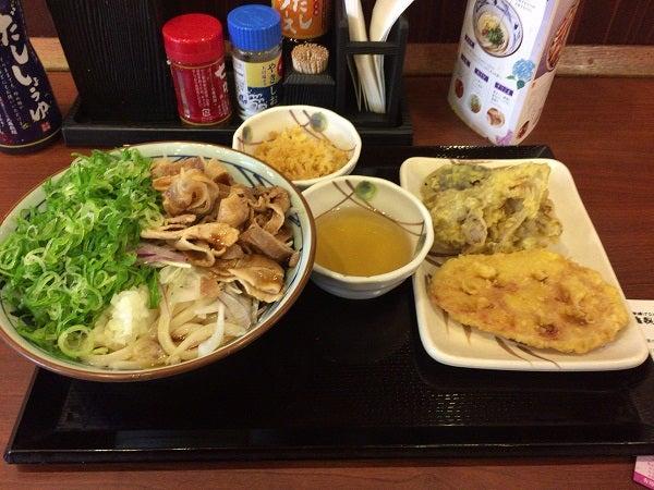 20170618 丸亀製麺西宮の沢