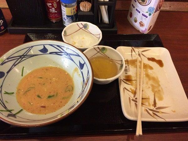 20170618 丸亀製麺西宮の沢 完食