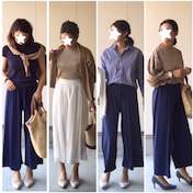 5〜6月のお仕事(ON)コーデ/夏の仕事にオススメなオールインワン