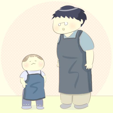 【双子妊娠17週】しゃがむのが辛い0