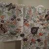前田宗辰室の唐団扇花熨斗模様の小袖の復刻訪問着のお誂え ① 打ち合わせ at 京都 に志田の画像