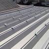 豊田市の店舗屋根に太陽光発電設置の画像