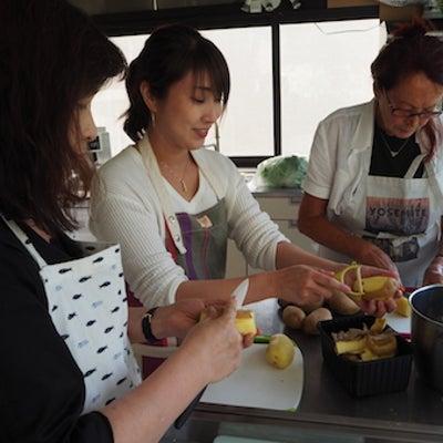 フランス母娘旅「ブルゴーニュ料理教室編①」の記事に添付されている画像