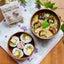 パパ♡JK♡ちらし素麺&巻き寿司お弁当