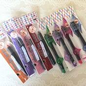 キャンドゥの100円コスメが可愛くて、12点買い♡