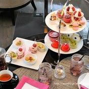 Happy Heart Afternoon tea with Haagen-Dazs♡