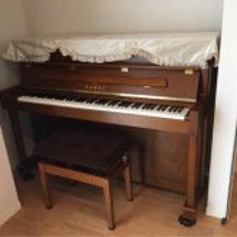 ピアノをお届けしまし…