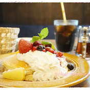 モーニング◆肉が旨いカフェ NICK STOCK ニックストック@渋谷