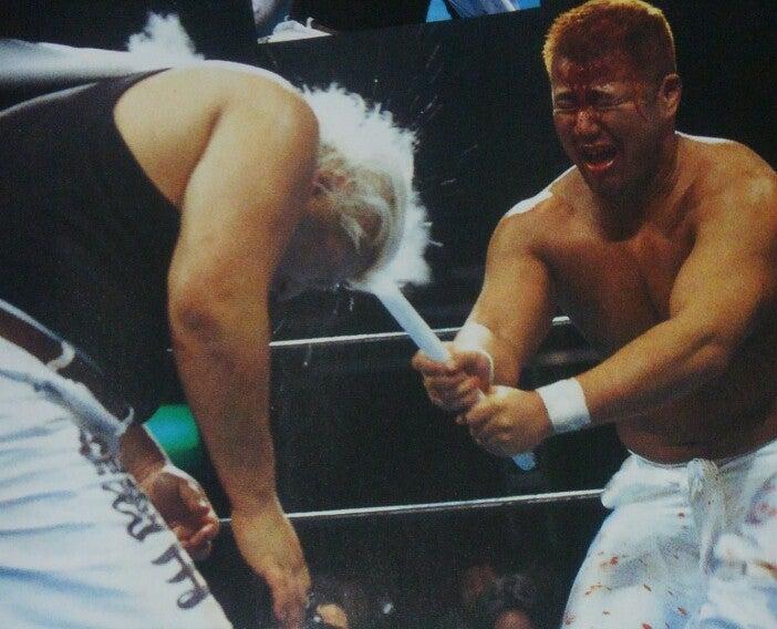 2001年3月11日IWA・JAPANディファ有明 | 佐藤淳一レフェリーブログ ...
