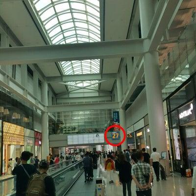 仁川国際空港のタックスリファンド!!の記事に添付されている画像