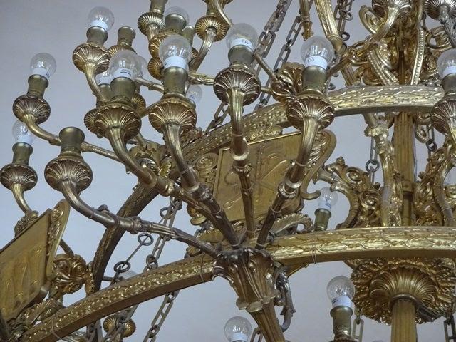 エルミタージュ美術館②冬宮 儀式用の続き部屋