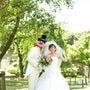 結婚式を挙げました