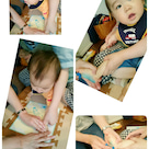 (開催レポ)はなぱん&七夕撮影 父の日フレーム タンブラー作り 手形足形アートの記事より