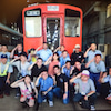 第14回 木村鉄道社員旅行 東北新幹線35周年リレー号と内陸線の画像