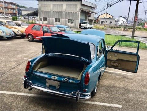 62年 VW TYPEⅢ ノッチバック | ...