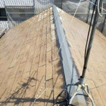 塗装工事~屋根完了~