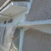 塗装工事~壁完了まで…
