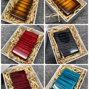 オリジナル木製zippo販売の画像