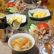 手羽元と野菜のとろとろスープ