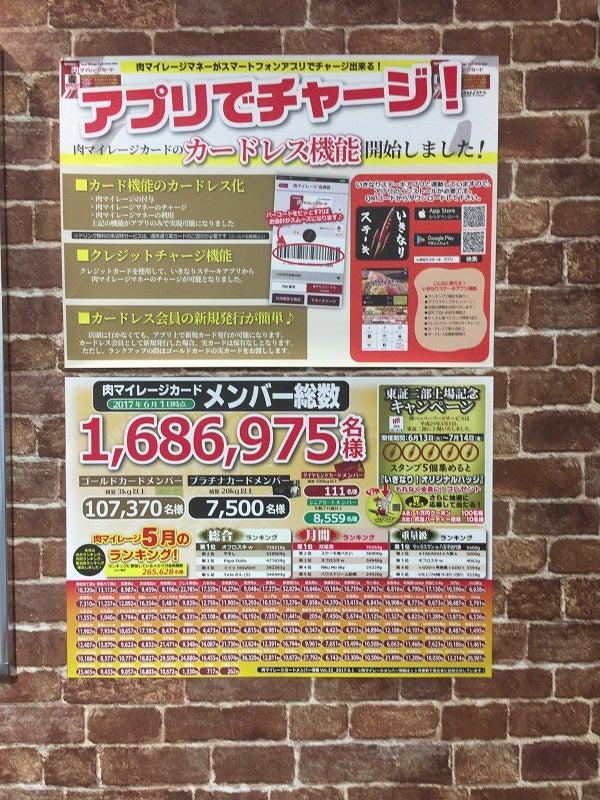 20170625 いきなりステーキカテプリ店