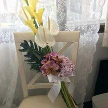 大好きなお花の時間!…