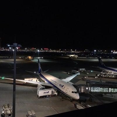 夜の空港は意外と楽しめる!!~羽田空港の夜景は絶景の記事に添付されている画像