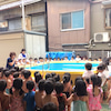プール開き☆の画像