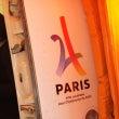 Parisへ