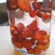 イチゴ酒作ります。
