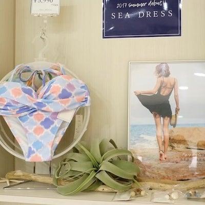 可愛い水着がたくさん!SEA DRESSさんの期間限定SHOP@ルクアイーレの記事に添付されている画像