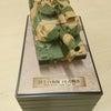 10式戦車(ディスプレイ用彩色済み台座&壁面イラスト付き)試作到着!!の画像