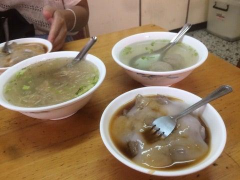 世界一周,台湾,台中,台湾料理,肉圓,千と千尋の神隠し