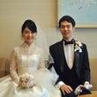 花嫁さまからのお写真…