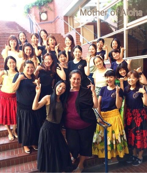 ハワイの先生から直接教わる特別なHULA~Mother of Alohaハラウワークショップ~の記事より