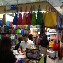 東大門卸売市場(TEAM204辺り)の夏季休暇の情報と今回買ったカバンはコレ♪の記事に添付されている画像
