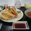 マサコーヌ帝塚山の行事食(天麩羅御膳)の画像