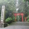 神奈川県で一番!といえる開運のパワースポット!箱根神社へ♪の画像
