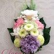 小菊で仏花