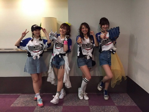 アイマス✗パ・リーグコラボ | 松嵜麗オフィシャルブログ「にじいろ ...