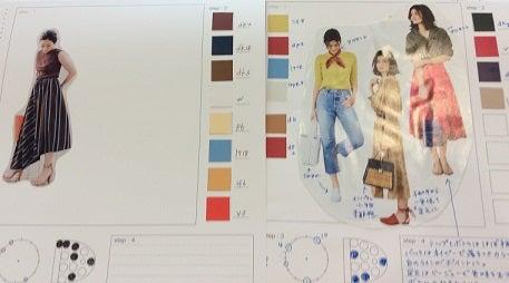 まずは、自分の好きな配色の特徴を知る。 それを、ロジカルな視点で説明できる。