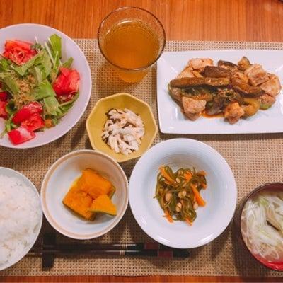 夕飯いろいろの記事に添付されている画像