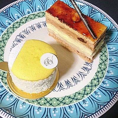 """浜田山♪『パティスリーヴォワザン』新宿高島屋""""パティシェリア""""で買えちゃうケーキの記事に添付されている画像"""