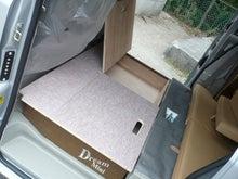 軽キャンパー ドリームミニ オプション 床下収納 二列目下