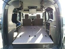 軽キャンパー ドリームミニ オプション 床下収納 厚い