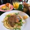 サントラントヌフ/渋谷のカフェでビストロ風豚ロース肉のグリルでランチ!の画像