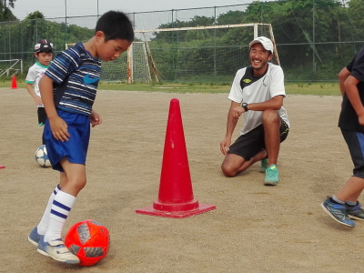 つくばサッカー小学生