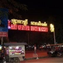 カンボジアのナイトマ…