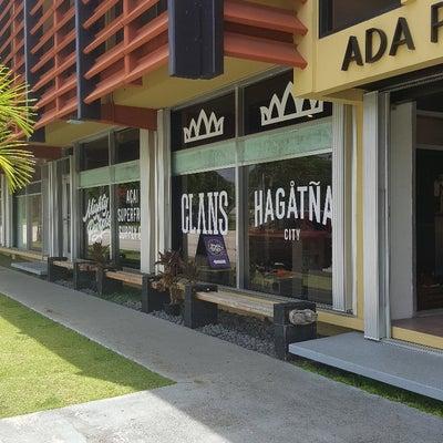 今グアムで話題の紫のカフェって知ってる!?  行ってみたら色んな物が、むっむっ紫の記事に添付されている画像
