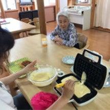 ☆手作りワッフル☆